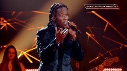 Izrra canta 'Zero' na Semifinal