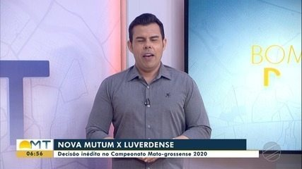 Nova Mutum encara Luverdense na semifinal do Campeonato Mato-grossense