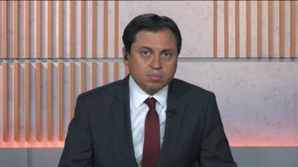 'Pazuello ligou para João Doria para acertar a compra da vacina Coronavac', afirma Camarotti