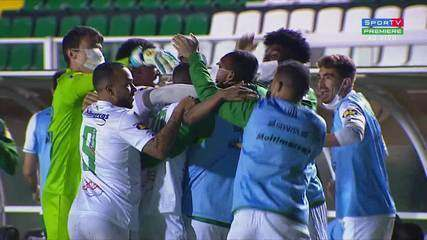 Melhores momentos de Figueirense 1 x 2 América-MG pela Série B do Campeonato Brasileiro
