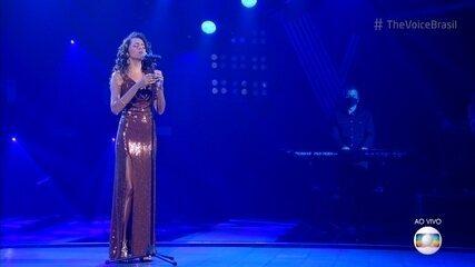 Ana Canhoto canta 'My Heart Will Go On'