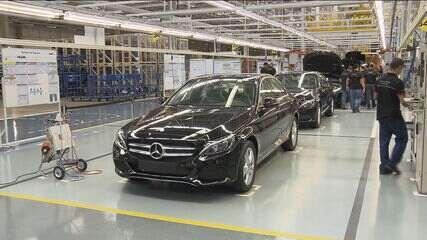 Mercedes-Benz fecha fábrica com 370 funcionários