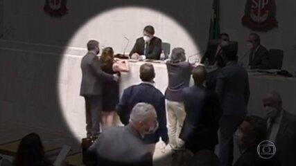 Cidadania afasta deputado acusado de importunação sexual na Assembleia de São Paulo