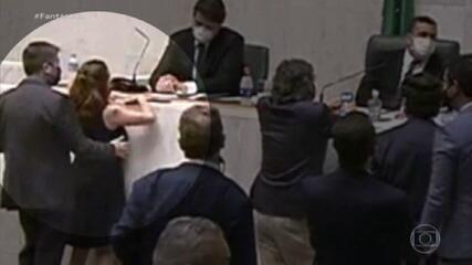 Deputada do PSOL assediada em sessão da Alesp diz que colega estava alcoolizado