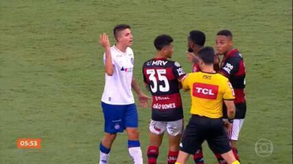 Ramírez se defende das acusações de racismo do Gerson