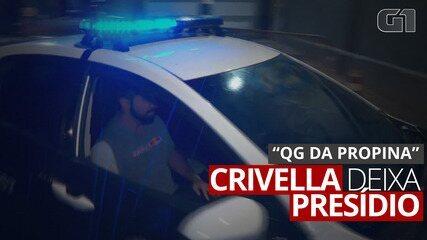 Marcelo Crivella deixou o presídio de Benfica em dezembro; veja imagens