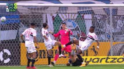 Melhores momentos: Grêmio 1 x 0 São Paulo pelas semifinais da Copa do Brasil 2020