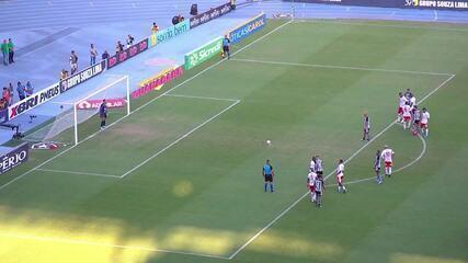 Veja os três gols de Honda pelo Botafogo