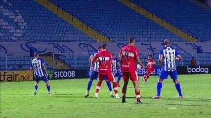 Melhores momentos: Avaí 0 x 1 CRB pela 32ª rodada do Brasileirão Série B
