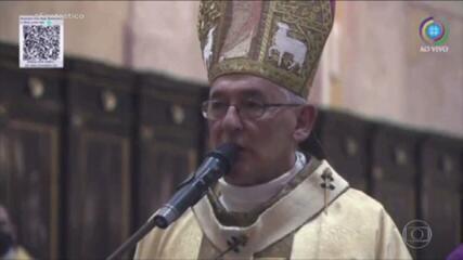 'Ele me tocou', diz ex-seminarista que acusa arcebispo de Belém de abuso sexual