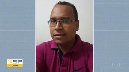 Motorista de aplicativo desaparecido é encontrado morto
