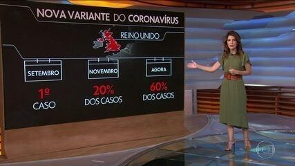 SP confirma dois casos de contaminação por variante mais contagiosa do coronavírus