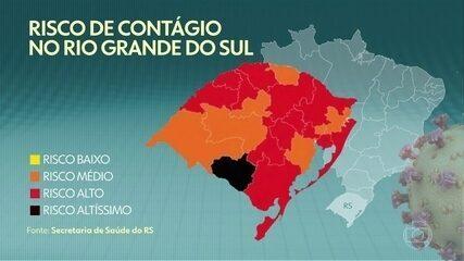 Prefeitura de Porto Alegre flexibilizou as medidas de restrição para comércio e serviços