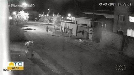 Moradores da Arne 74 reclamam da falta de segurança e iluminação pública na região