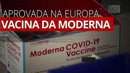 Uso emergencial da vacina da Moderna é aprovado pela Comissão Europeia