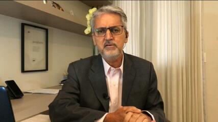 Valdo Cruz comenta reação do Palácio do Planalto diante da invasão do Congresso dos EUA