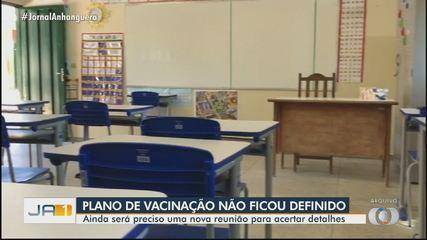 Plano de Vacinação contra a Covid-19 em Goiás está em andamento