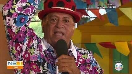 Genival Lacerda morre por complicações da Covid-19, aos 89 anos, no Recife