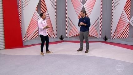 Cabral Neto analisa a vitória do Sport sobre o Fortaleza