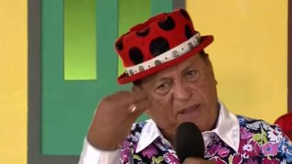 Morre aos 89 anos, no Recife, o cantor e compositor Genival Lacerda