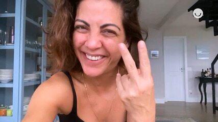 Thalita Rebouças conta o que toca na sua playlist