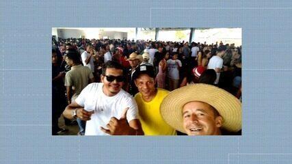 Prefeito de Aliança faz festa da vitória desrespeitando medidas de segurança contra Covid
