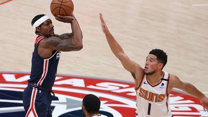 Melhores momentos: Washington Wizards 128 x 107 Phoenix Suns pela NBA