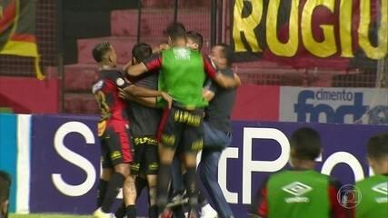 Sport volta a enfrentar rivais que renderam sequência de vitórias no 1º turno