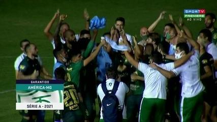 Melhores momentos de Náutico 0 x 0 América-MG, pela Série B do Brasileiro