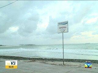 Sema divulga novo laudo de balneabilidade das praias de São Luís