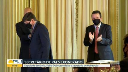 Prefeito Eduardo Paes exonera secretário condenado por falsificar assinatura da mãe em cheque