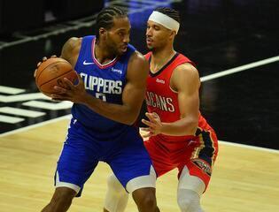 Melhores momentos: Los Angeles Clippers 111 x 106 New Orleans Pelicans pela NBA