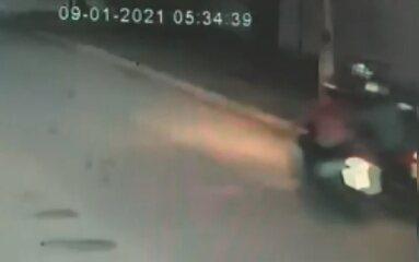Motociclista é suspeito de atacar mulheres em Goiânia