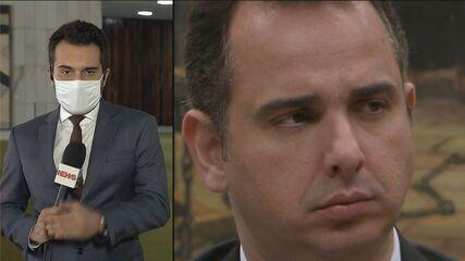 PT e PDT já anunciaram apoio a Rodrigo Pacheco para presidência do Senado; veja detalhes