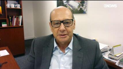 'Nossa expectativa é que o processo seja concluído no máximo até amanhã (15)', afirma Dimas Covas