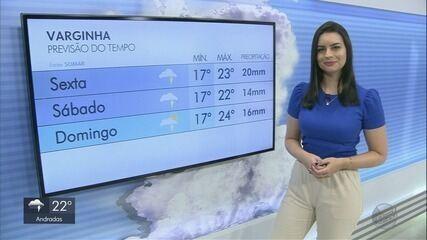 Região de Campinas pode ter temporal nesta sexta-feira (15)