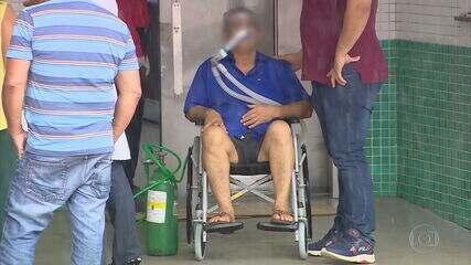 Em Manaus, hospitais lotados ficam sem oxigênio e pacientes são transferidos para outros estados