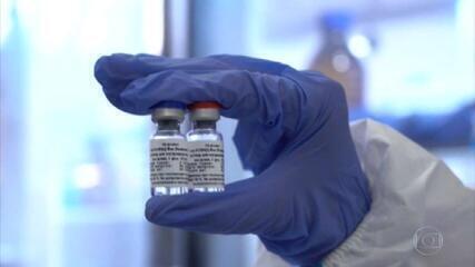 Farmacêutica que vai produzir a Sputnik V no Brasil entregará informações para começar testes no país