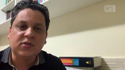 Professor de português dá dicas de última hora para o Enem 2020