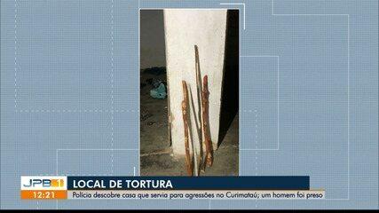 Polícia descobre casa usada para práticas de tortura no Curimataú, PB