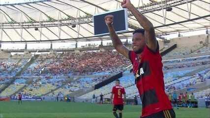 André, ex-Sport, lembra vitória marcante do Rubro-negro diante do Fluminense