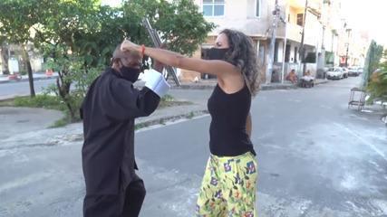 No 'Mapas', Ninja do Uruguai fala sobre o universo da arte marcial Ninjtusu