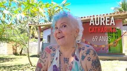 Conheça Áurea Catharina