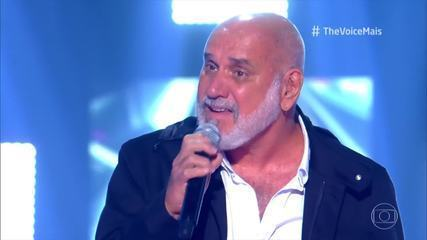 Zé Alexanddre canta 'You Give Me Something'