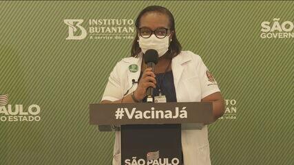 Mais de 100 pessoas já foram vacinadas contra a Covid-19 em São Paulo