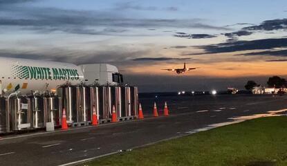 Avião da FAB chega em Manaus com primeiras vacinas contra a Covid