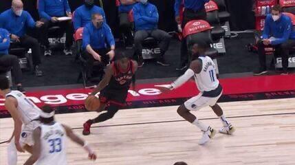 Melhores momentos: Dallas Mavericks 93 x 116 Toronto Raptors pela NBA