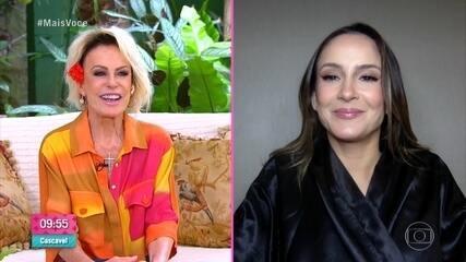 Claudia Leitte fala da emoção de ser técnica no 'The Voice +'