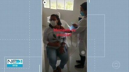 Secretária de Saúde de Jupi, no Agreste, é afastada após divulgar ter recebido vacina