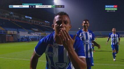 Melhores momentos: Avaí 5 x 2 Juventude, pela 36ª rodada do Brasileirão Série B